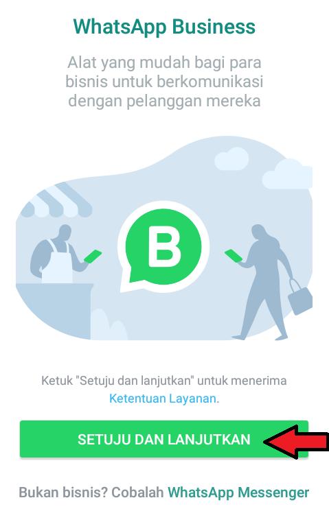 Cara mendaftar dan verifikasi akun whatsapp bisnis kamu