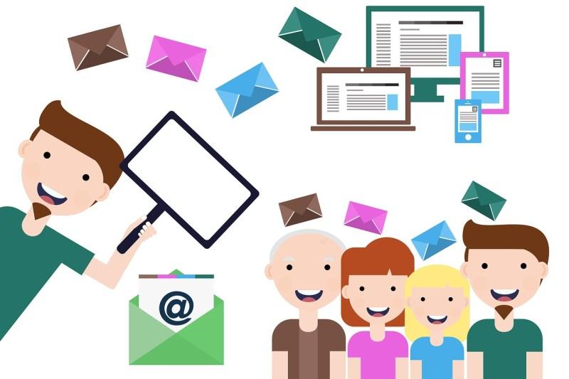 Mengirim email lamaran kerja