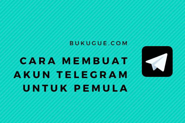 Cara daftar akun Telegram baru
