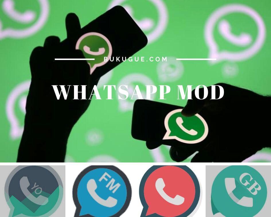 Apa sih WhatsApp Mod itu?