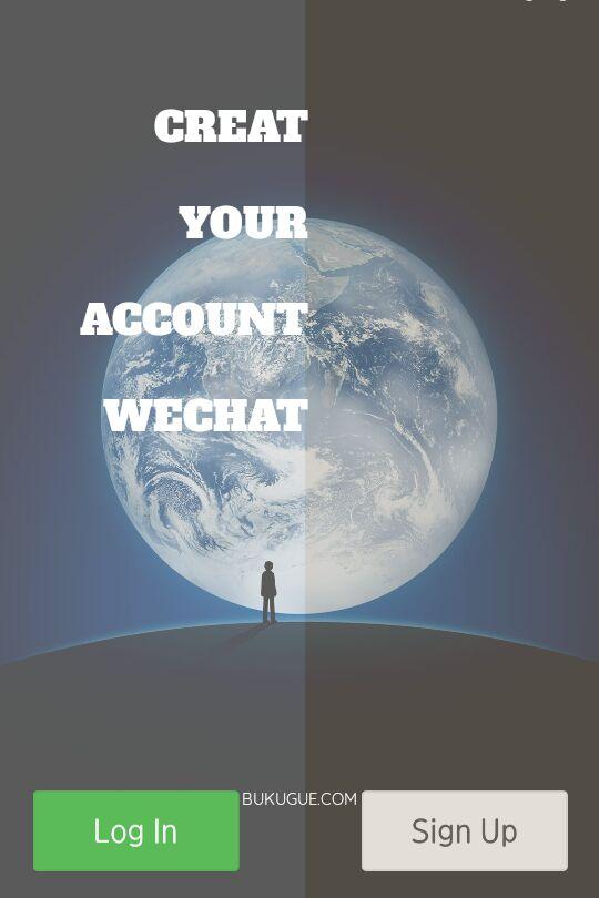 Cara buat akun WeChat terbaru