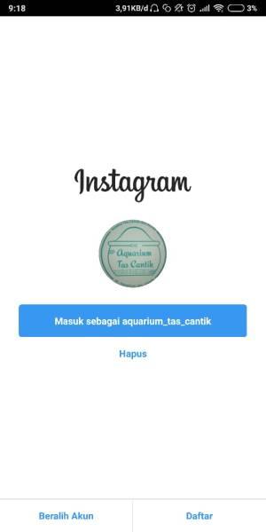 Log In Instagram