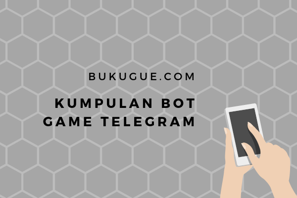 5 Bot game Telegram yang patut kamu coba