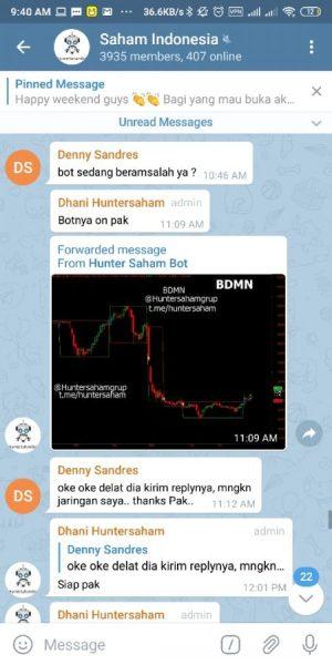 Group Saham Indonesia