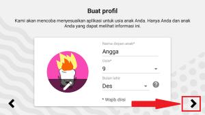 klik icon panah pojok kanan bawah