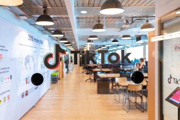 Tiktok   Image By: https://talentspace.io/companies/tik-tok