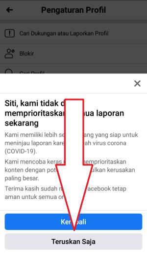 klik teruskan saja