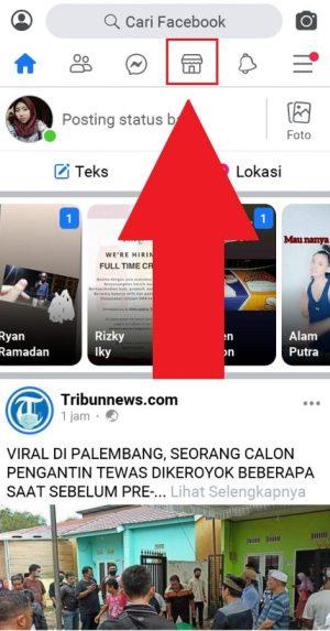 ikon marketplace Facebook
