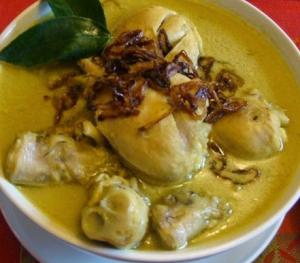 Resep Opor Ayam Spesial