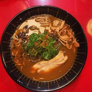 【池袋】スパイスらぁめん釈迦で新定番ハヌメーンラーメンを食す