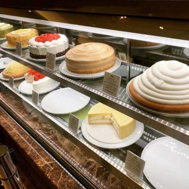 【池袋】大人気カフェ ハーブス(HERBS)のケーキを食べてみた