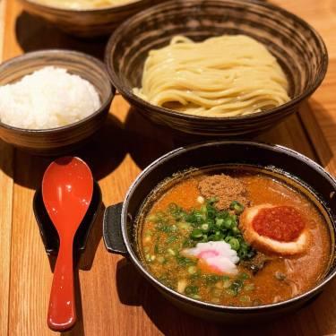 【池袋】元祖めんたい煮込みつけ麺を食べて来た