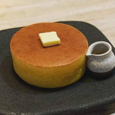 【池袋】人気のパンケーキ 雪ノ下で極厚パンケーキを食べて来た
