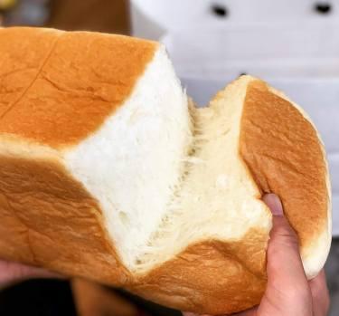 【池袋】自然な甘さが美味しい 銀座に志かわの食パンを食べてみた