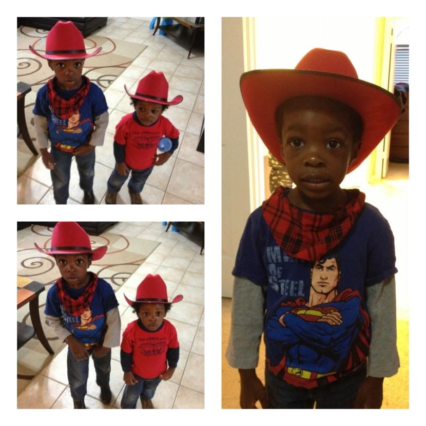 Howdy Cowboys