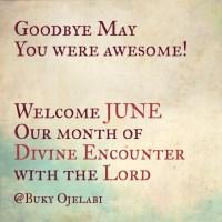 Bukville Bites: Welcome June
