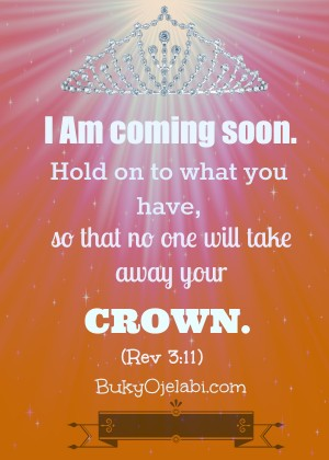 Rev 3:11