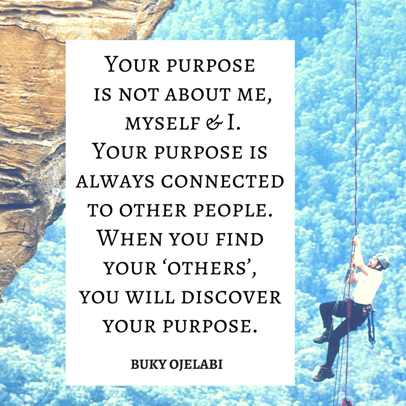 your-purpose