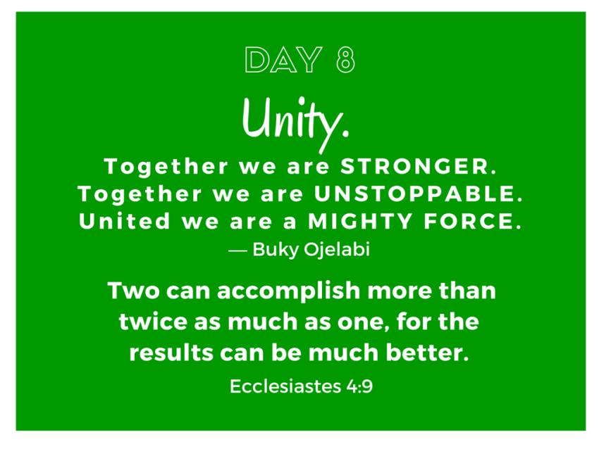 Unity DAY 8