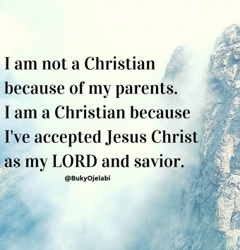 Lord and Savior