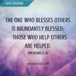 Good Deeds: You Will Never Regret Doing Good.