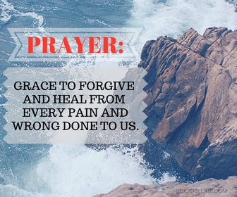 Prayer: Grace To Forgive and Heal From Every Pain  | Buky