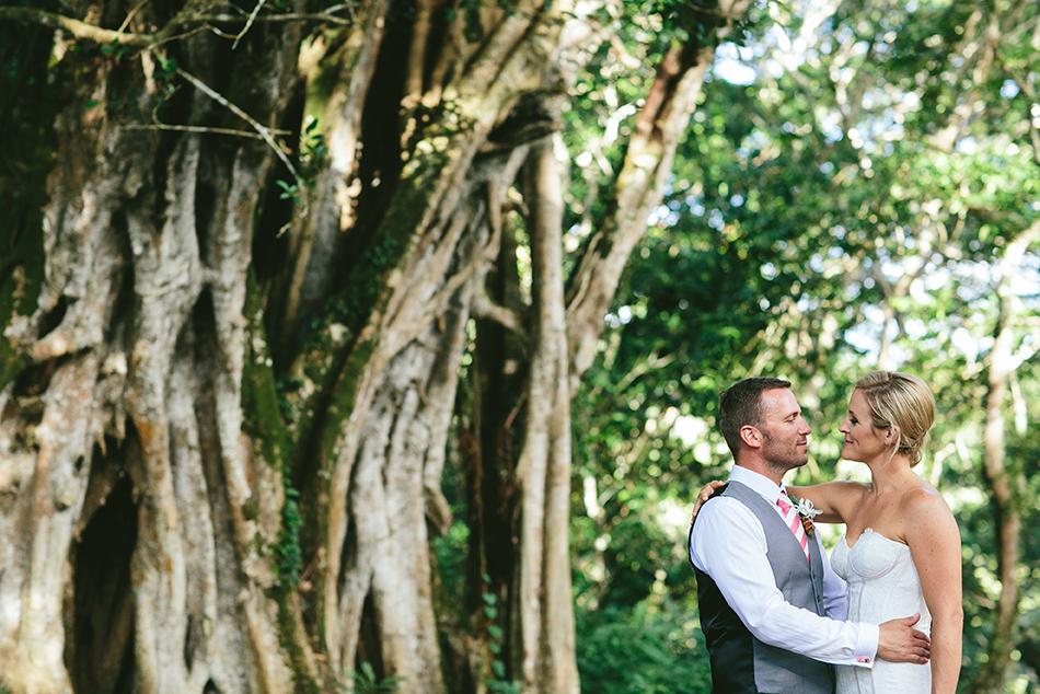 Matt & Kelly — Outrigger Fiji Wedding