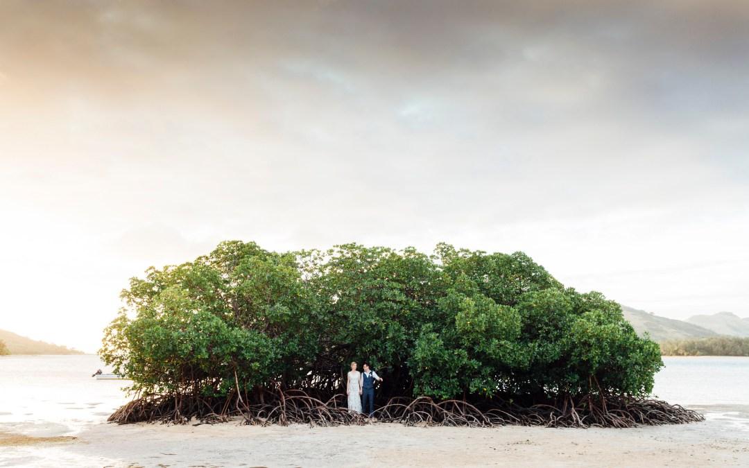 Daniel & Kylie – Navutu Stars Resort