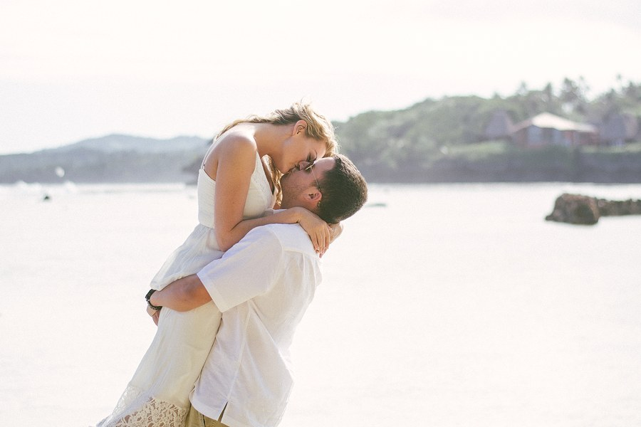 Austin & Cassandra — Savasi Island