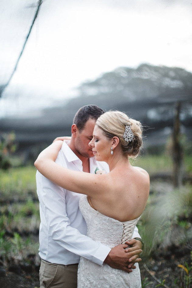 Bula Bride Fiji Wedding Blog // Jess & Brad — Garden Fiji Wedding. Captured by Leezett Photography. By Dua.Tani Fiji