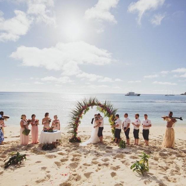 Bula Bride Fiji Wedding Blog // Jason & Sally — Octopus Resort Fiji Wedding. Captured by Rachel Muller Photography