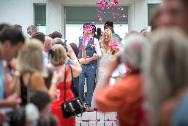 James & Ella — Mana Island Fiji Wedding; Captured by ZoomFiji