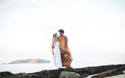 Junior & Candis — Mana Island Fiji Wedding
