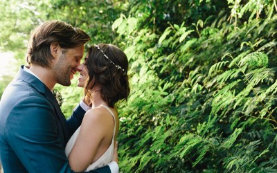 Jason & Samantha — Coral Coast Fiji Wedding