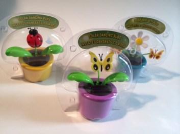 Solar Dancing Bugs - Set in the sun for buggy fun!