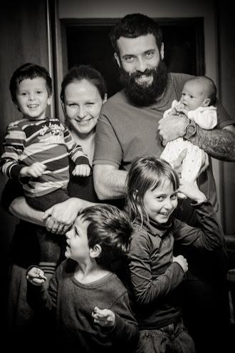 Rodzina wielodzietna kuźnią męstwa