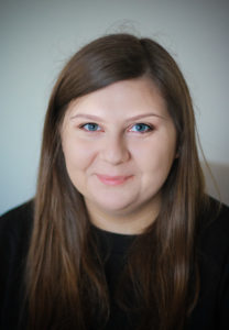 Justyna Kruk - nauczycielka angielskiego w przedszkolu FREGATA