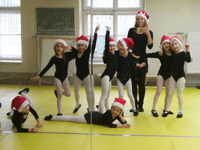 Balet we Fregacie - Bursztynki