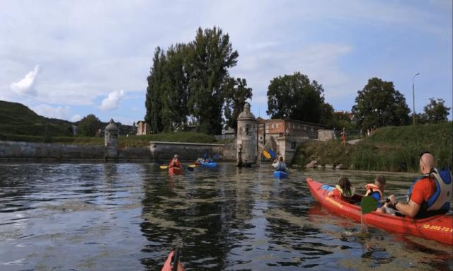 PłyńMY z Fregatą - Motławą do ujścia Raduni