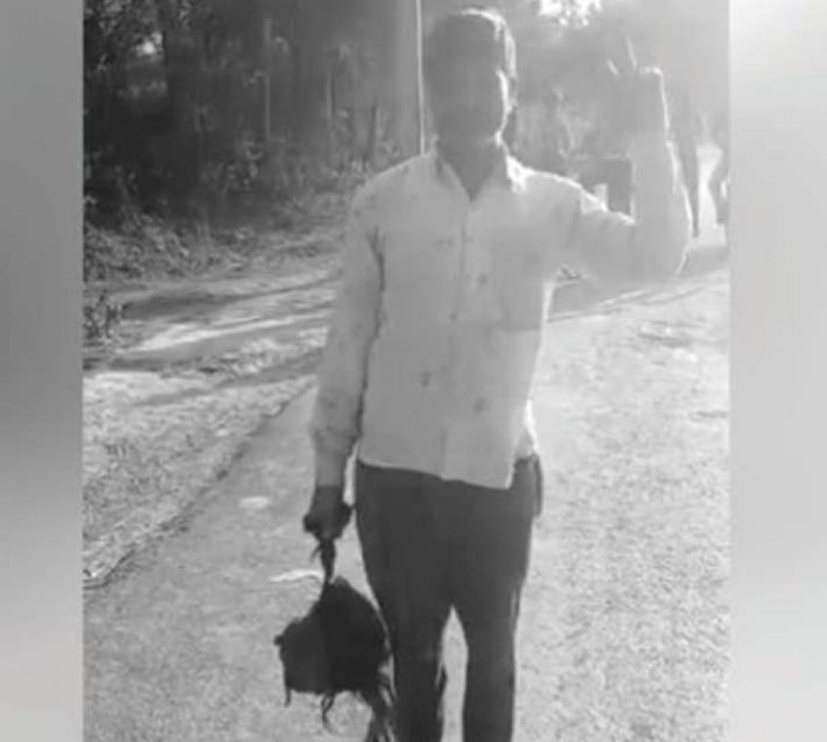 ਹਰਦੋਈ ਵਿਚ ਪਿਓ ਨੇ 18 ਸਾਲਾ ਧੀ ਦਾ ਗਲ਼ਾ ਵੱਢਿਆ, ਸਿਰ ਲੈ ਕੇ ਪੁੱਜਿਆ ਥਾਣੇ