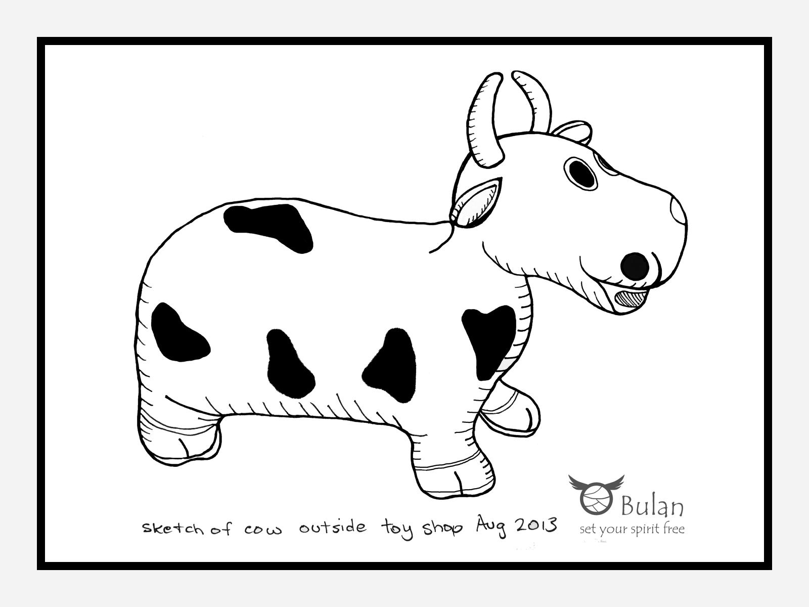 A Cow Car