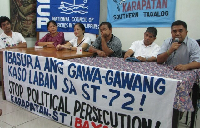 Groups warn of renewed 'witch-hunt' on gov't critics with revival of Arroyo-era agency
