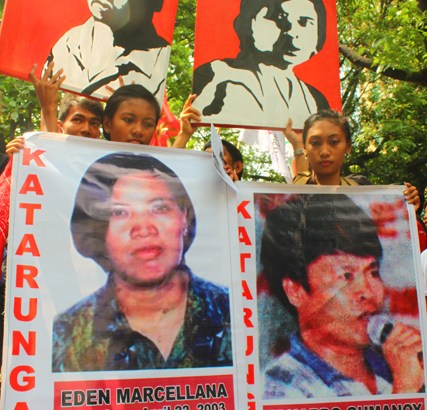 After 10 years, still no justice for 2 slain activists