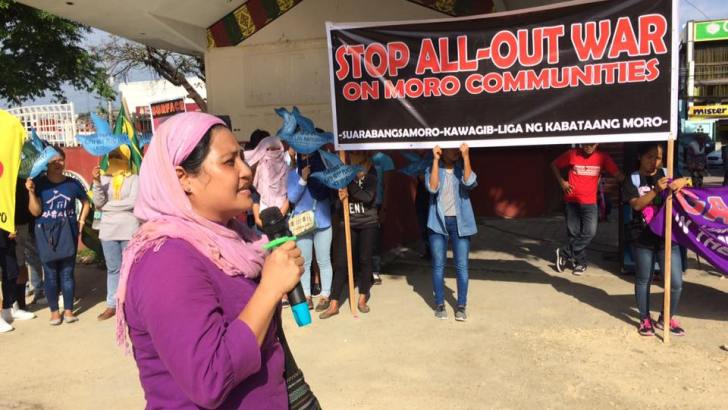 #NoToMartialLaw | Emergency action for peace, justice in Mindanao set today