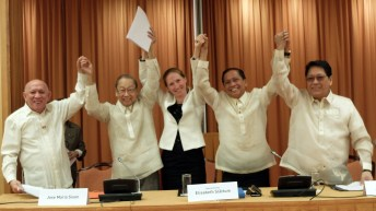 Fourth round of GRP-NDFP peace talks defies spoilers