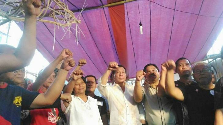 Davao del Norte farmers push forward in fight for land, this time, with Duterte support