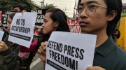 Student journalists condemn attacks on press freedom