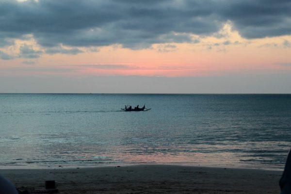 Jimbaran boat
