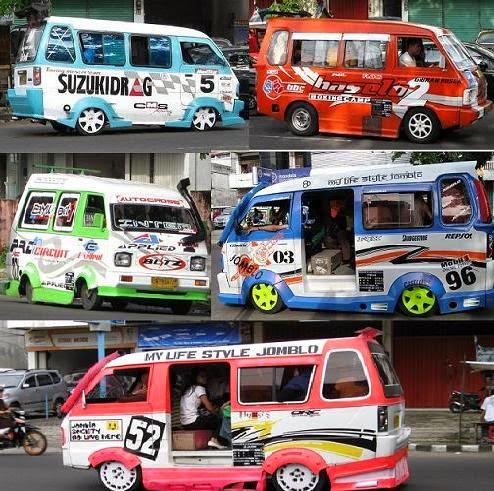 Angkot Padang