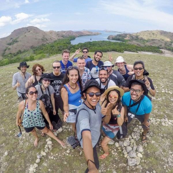 Trip Of Wonders Indonesia 2016 Group